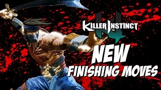 getlinkyoutube.com-Kilgore Update & NEW Finishers/Ultimates?! Killer Instinct 2017