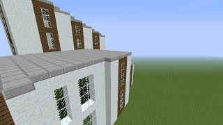 getlinkyoutube.com-【Minecraft】初心者でも簡単に作れる家!【3軒目】