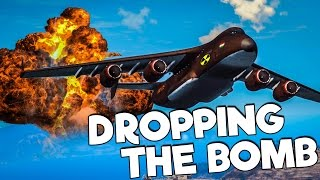 getlinkyoutube.com-Just Cause 3 Mods: Dropping the Nuke (BIGGEST EXPLOSION EVER)