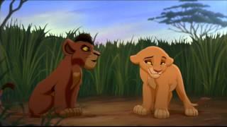 getlinkyoutube.com-The Lion King 2 - Kiara Meet's Kovu (Finnish) [HD 1080p]