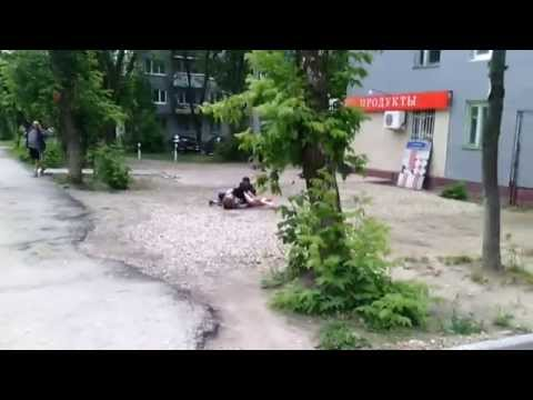 Битва алкашей Калуга ул Билибина