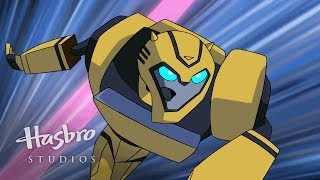 getlinkyoutube.com-Transformers: Animated - From Base to Battlefield