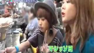 getlinkyoutube.com-일본인기여자아이돌들이 한국의 멋에 빠지다 2편완결