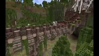 getlinkyoutube.com-Minecraft Builld map [spawn]server 3F.hopto.org