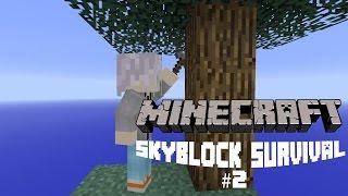 getlinkyoutube.com-Minecraft Skyblock - ขยาย Platform เกาะ #2