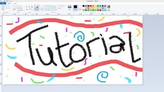 Ms Paint Tutorial #1: Basic To Advanced Shading.