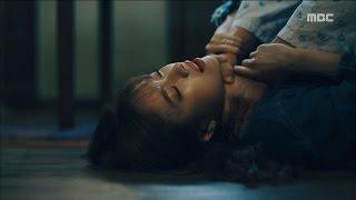 [W] ep.15 Kim Eui-sung strangled Han Hyo-joo! 20160908