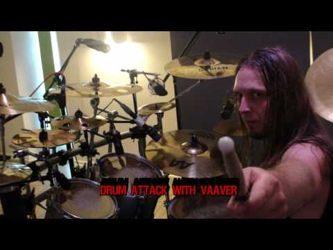 Destruction - - Studio Trailer I (Drums)