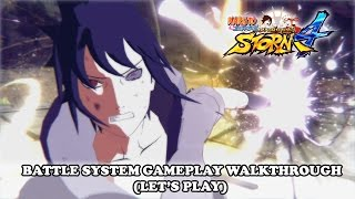 getlinkyoutube.com-Naruto Shippuden Ultimate Ninja Storm 4 New Battle System Gameplay Walkthrough (Let's Play)