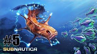 getlinkyoutube.com-Subnautica - ไอ้แห้ง สำรวจถ้ำสัตว์ประหลาด #5