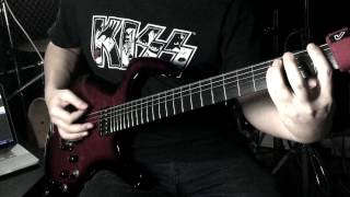 getlinkyoutube.com-Avenged Sevenfold - Buried Alive (Guitar Cover)