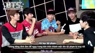 [BangTanSodamn][Vietsub] Rookie King Ep2 (Bangtan Boys - BTS)