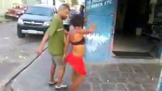 getlinkyoutube.com-CASAL 51 MARVADA & PINGA dançando : DANÇA COM TUDO TOM & ARNALDO