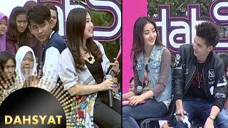 getlinkyoutube.com-Siapa pasangan paling cocok Boy & Reva vs Ian & Melly Anak Jalanan [Dahsyat] [18 Des 2015]