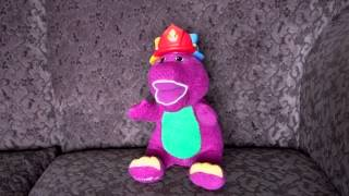 getlinkyoutube.com-SILLY HATS BARNEY THE DINOSAUR SINGS