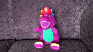 SILLY HATS BARNEY THE DINOSAUR SINGS
