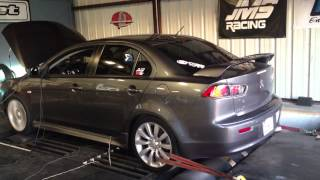getlinkyoutube.com-Lancer GTS dyno flame!