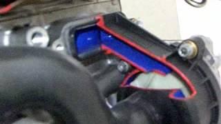 getlinkyoutube.com-Close look at ROTAX BRP 4-TEC engine. Ski-Doo
