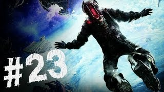 Dead Space 3 Gameplay Walkthrough Part 23 - High Winds - Chapter 10 (DS3)