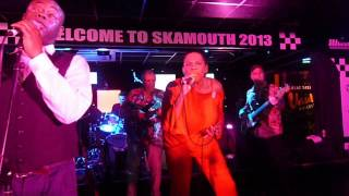 Susan Cadogan Hurt So Good at Skamouth 2013