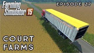 getlinkyoutube.com-Let's Play Farming Simulator 2015 | Court Farms | Episode 27