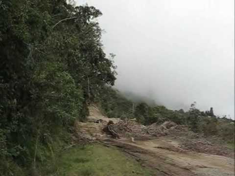 Jungle Bolivia BMW F650GS