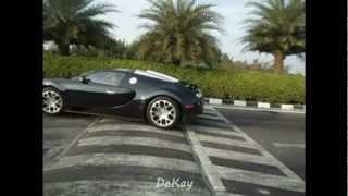 getlinkyoutube.com-bugatti going over speed bumps...!