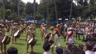 getlinkyoutube.com-Drumband Corps Gita Jata Wiratama STTD: Serah Terima Jabatan Menteri Perhubungan 2016
