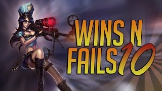 getlinkyoutube.com-LoL - Wins n Fails! #10 (special)
