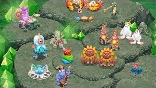 getlinkyoutube.com-My Singing Monsters: Dawn Of Fire - Cave Island (Full Song) (1.7.0)