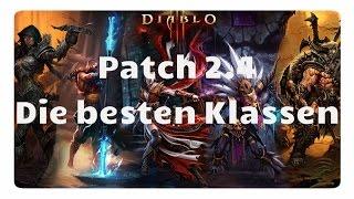 getlinkyoutube.com-Diablo 3 : Die besten Klassen mit Patch 2.4
