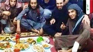getlinkyoutube.com-مقاتولن دواعش يلقون حتفهم بالطعام المسموم بعد أن أفسدوا صيامهم