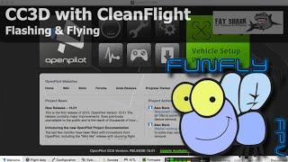 getlinkyoutube.com-CC3D with CleanFlight - Setup
