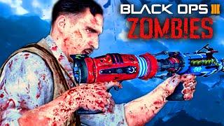 getlinkyoutube.com-Black Ops 3 Zombies - Der Eisendrache New Wonder Weapon WAVE GUN? Moon Connection!