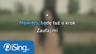 Marta Bijan - Mówiłeś (tekst + karaoke iSing.pl)