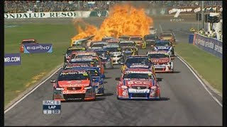 Motorsport Crashes - The best Red Flag crashes 2