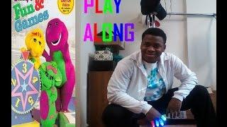 getlinkyoutube.com-Barney's Fun & Games Play Along