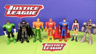 getlinkyoutube.com-JUSTICE LEAGUE The DC Comics Justice League Video Toy Review