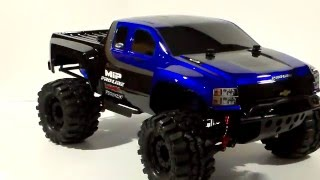 getlinkyoutube.com-Traxxas Slash 6s 4x4 w/2.8 Proline Super Swampers