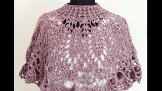 Crochet: Capa Cuello # 2