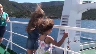 Get lucky - Way to Vela luka - Korcula; Croatia