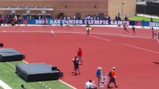 Tyrese Cooper 45.23 400m AAU National RECORD 15-16 Age Group