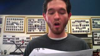 Star Spangled Banner Tenor Voice width=