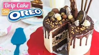 Tarta OREO   DRIP CAKE   Quiero Cupcakes!