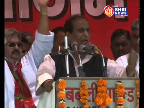 Azam Khan - Controversial Statement on Kargil