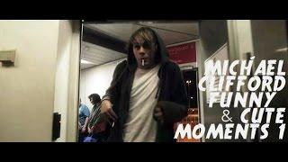 getlinkyoutube.com-Michael Clifford | Funny & Cute Moments #1
