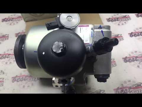 A0004661000 Насос гидроусилителя ABC Mercedes CL C216 W22