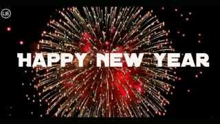 getlinkyoutube.com-HAPPY NEW YEAR 2017 FIREWORKS New Year's Eve 2017 abba with lyrics