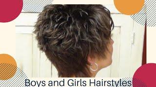 getlinkyoutube.com-Short Hairstyle   Short Hairstyles For Women