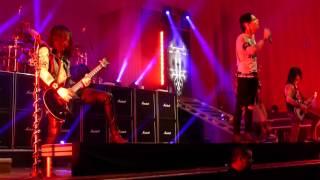 Black Veil Brides - Perfect Weapon (Live)